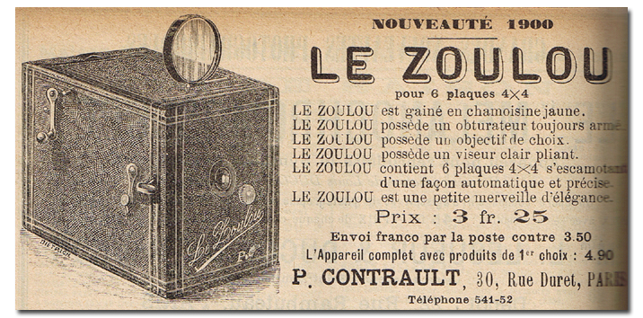 Contrault Le Zoulou