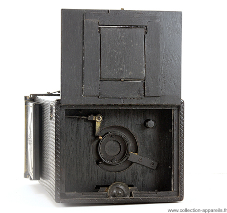 Platinotype Key Camera