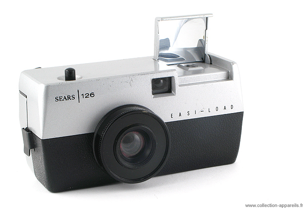 sears easi load i vintage cameras collection by sylvain halgand rh collection appareils fr Ownersmanuals Camera Canon Elph Camera Film
