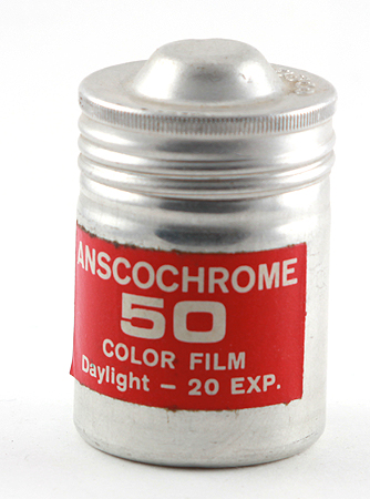 Ansco Anscochrome 50