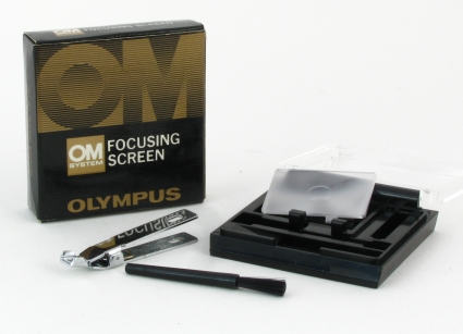 Olympus Focus screen OM system