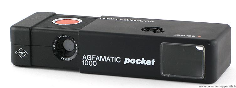 Agfa Agfamatic 1000 Pocket