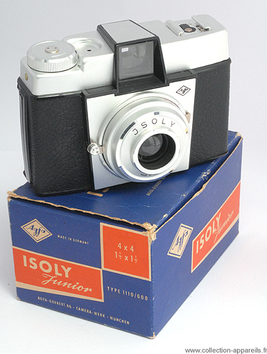 Agfa Isoly Junior