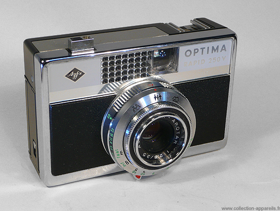 Agfa Optima Rapid 250v
