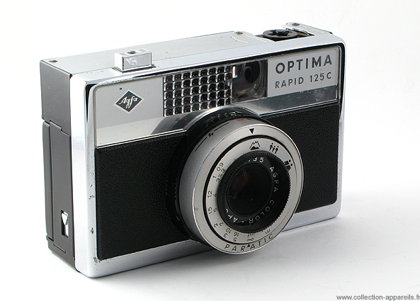 Agfa Optima Rapid 125 C