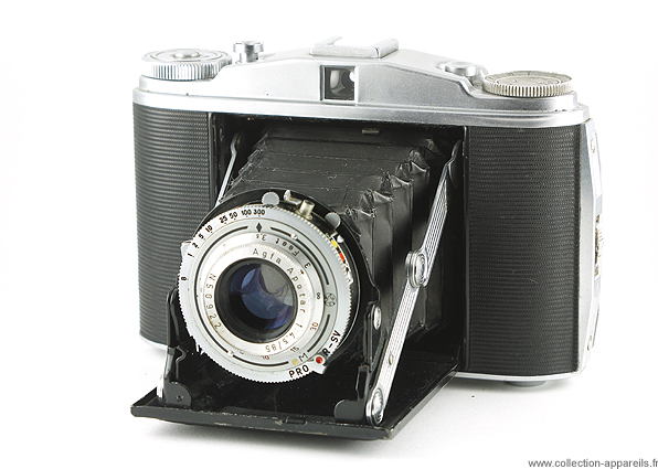 Ansco Speedex Special