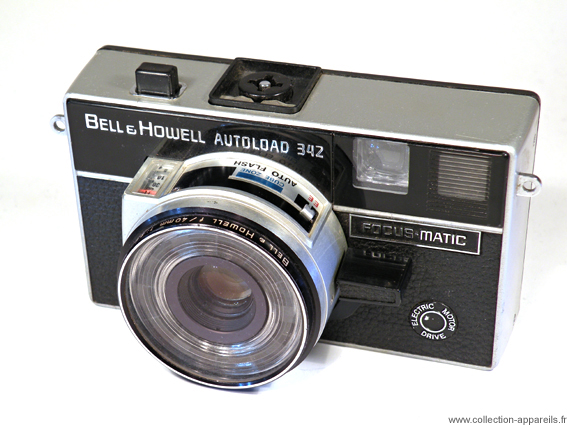 Bell and Howell Autoload 342