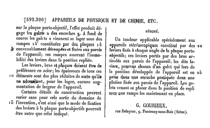 Gourieux Kaliscope