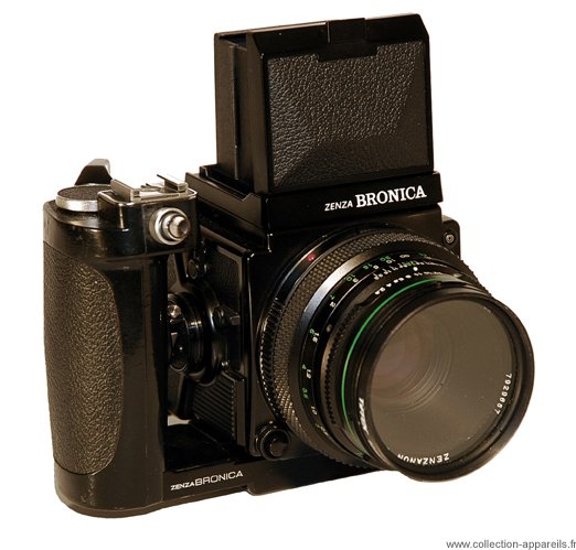 Bronica ETR-Si