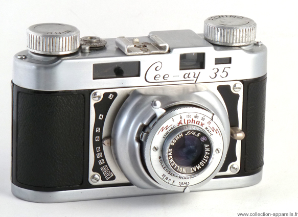 Camera Corp of America Cee-ay 35