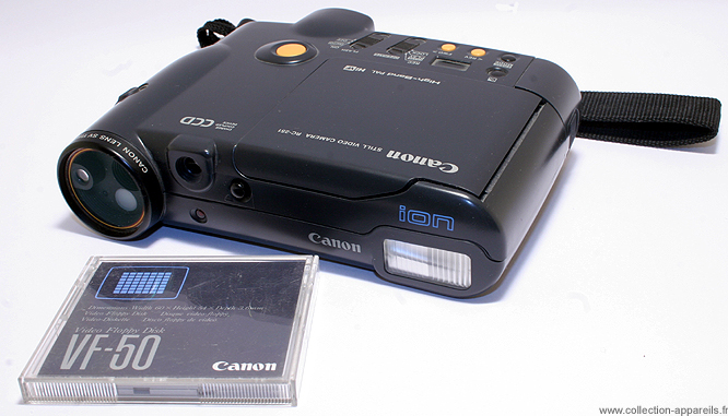 Canon Ion RC 250