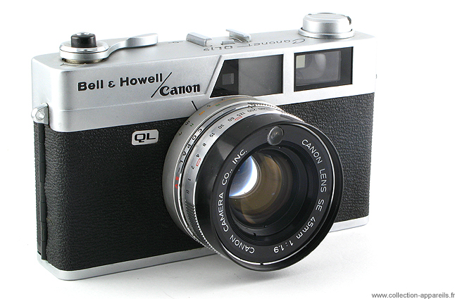 Canon Bell & Howell Canonet QL19