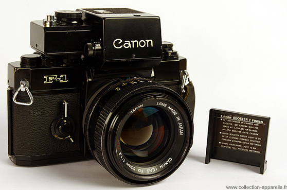 Canon F1n