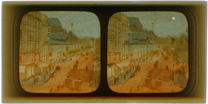 Halles de Paris c.1860
