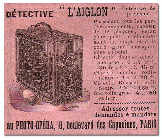 Photo-Opera L'Aiglon