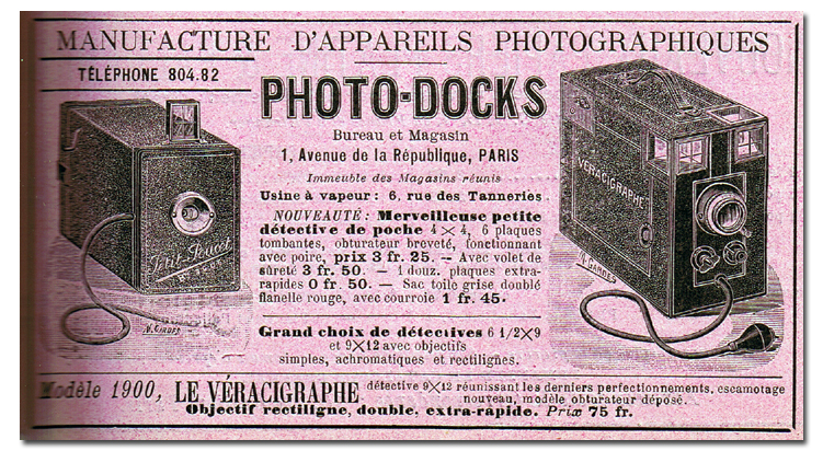 Photo-Docks Le Véracigraphe
