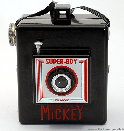 Fex Indo Super-Boy Journal de Mickey