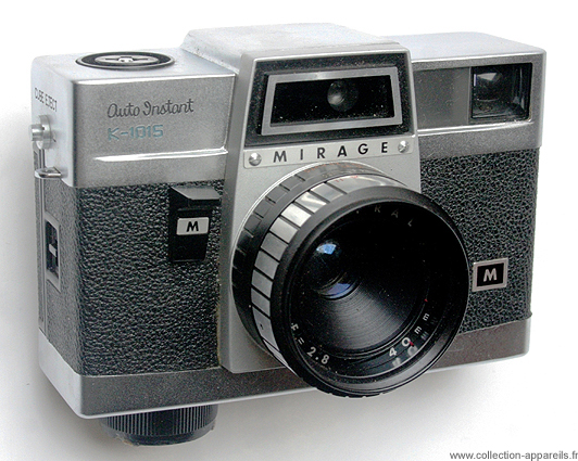 Flash Mirage Auto Instant K-1015