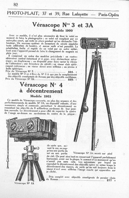 Richard Jules Vérascope n°3