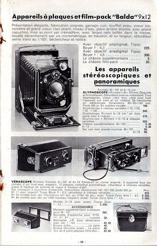 Richard Jules Vérascope n°54