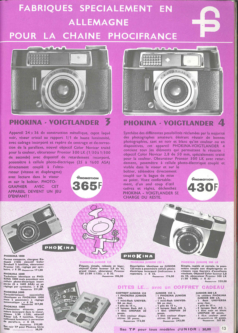 Phokina Junior 300LK