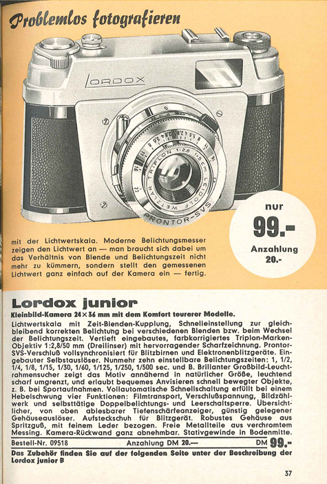 Leidolf Lordox Junior