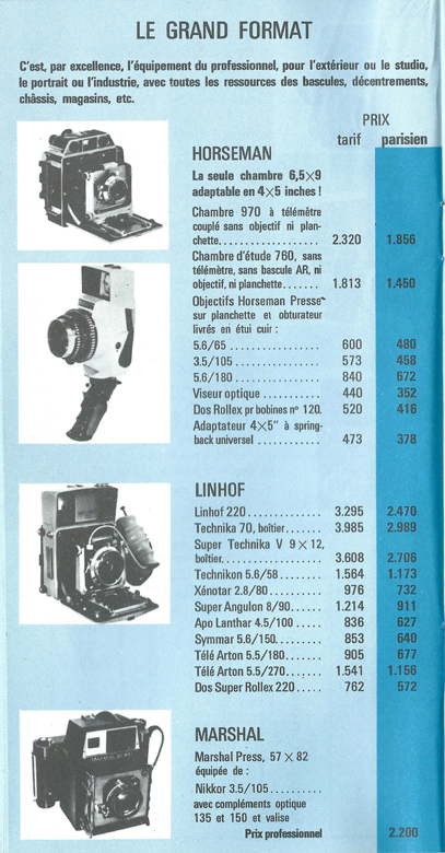 Camera Search in reseller catalogs