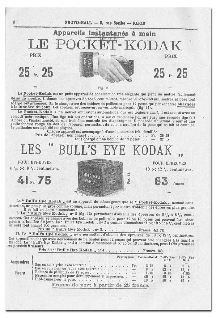 Kodak Bulls-Eye n°4