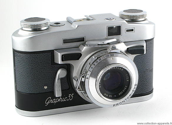 Graflex Graphic 35