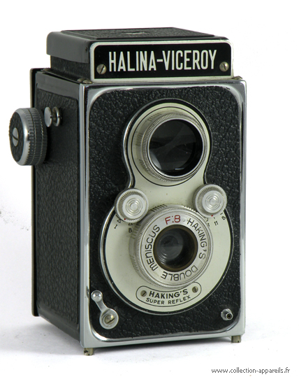 Haking Halina-Viceroy