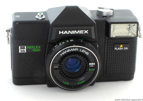 Hanimex 35 Reflex Flash