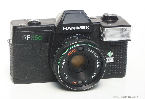 Hanimex RF35d Reflex Flash