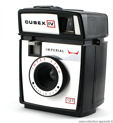 Imperial Camera Corporation Cubex IV