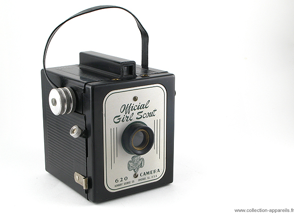 Herbert George Official Girl Scout Camera