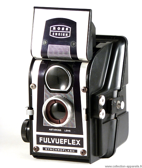 Houghton Ross Ensign Fulvueflex synchroflash