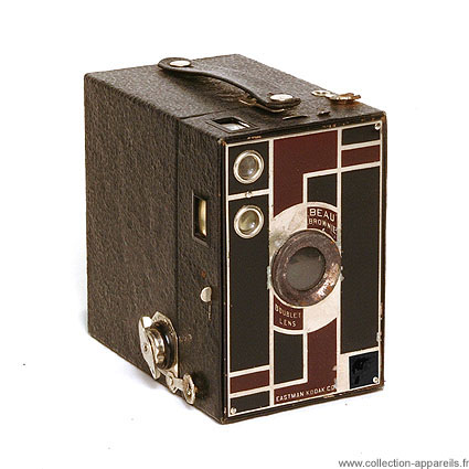 Kodak Beau Brownie n°2A