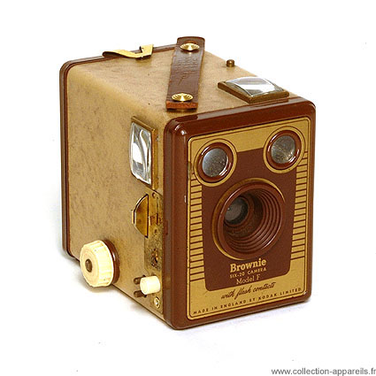 Kodak Six-20 Brownie Model F
