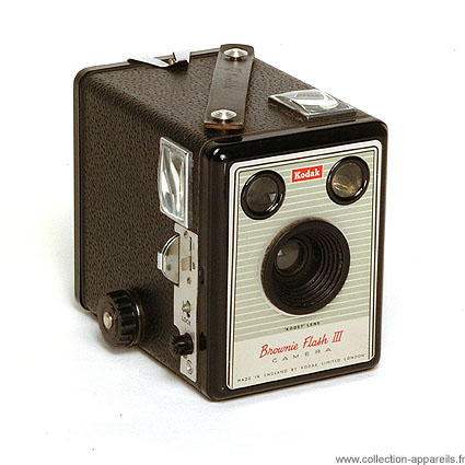 Kodak Brownie Flash III