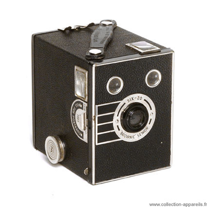 Kodak Six-20 Brownie Senior