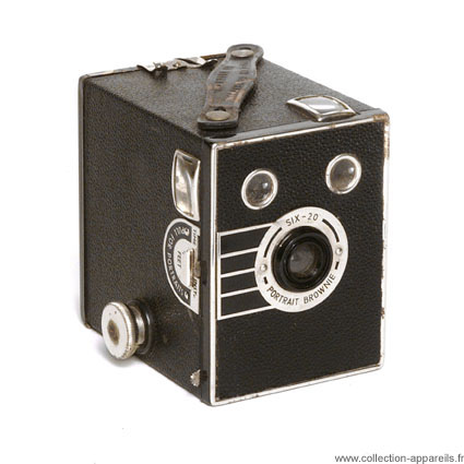 Kodak Six-20 Portrait Brownie