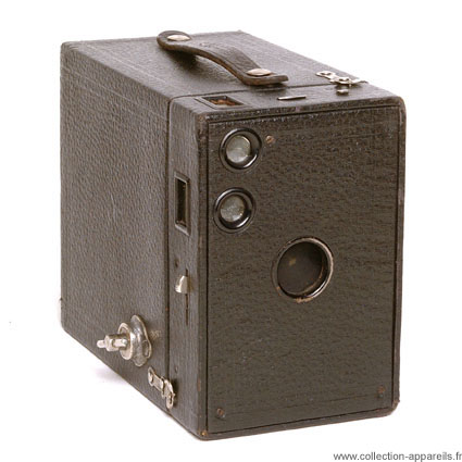 Kodak Brownie n°2A