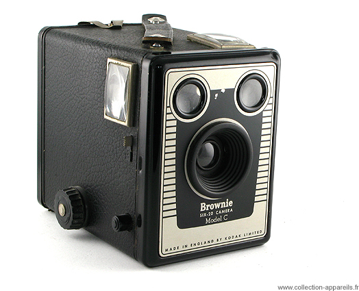 Kodak Brownie Six-20