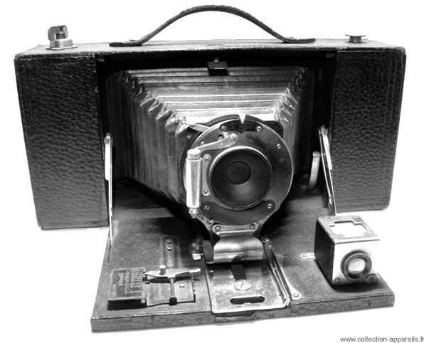 Kodak N°3A Folding Brownie