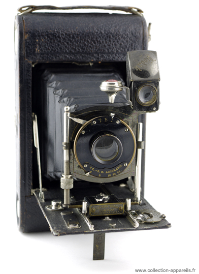 Kodak N°3 Flush-Back