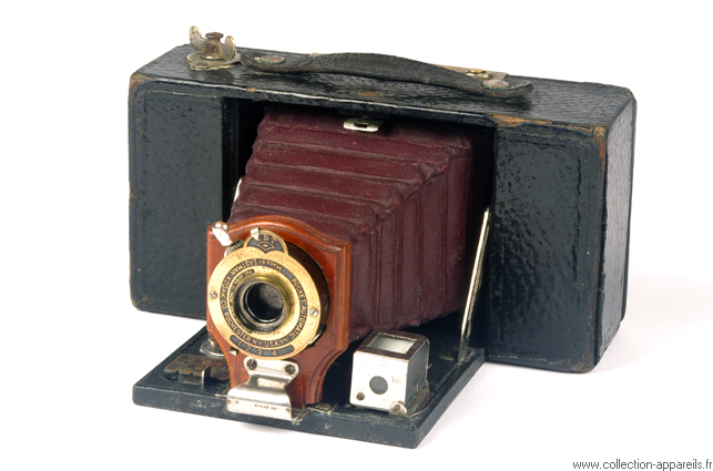 Kodak n°2 Folding Brownie (mod. A)
