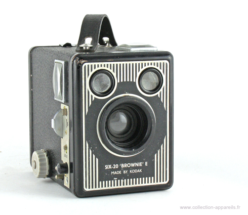 Kodak Six-20 Brownie E