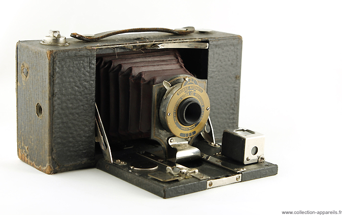 Kodak N°2 Folding Pocket Brownie