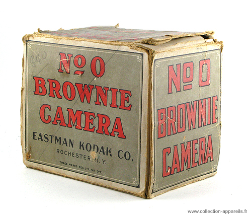 Kodak n°0 Brownie
