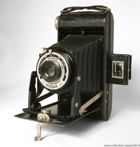 Kodak Folding Brownie Six-20