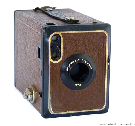 Kodak Portrait Brownie N°2